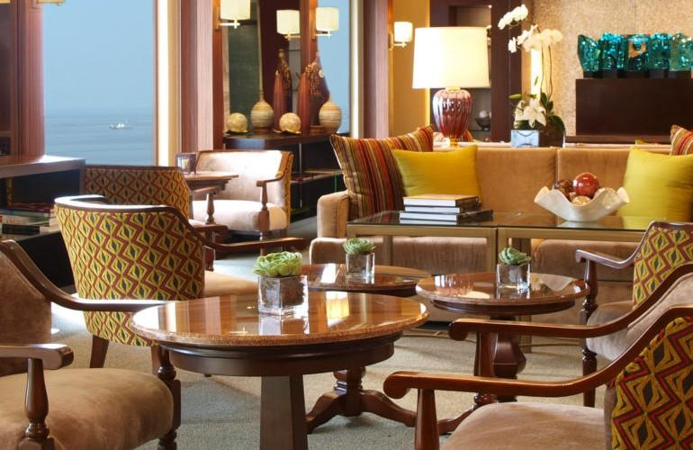 Club Lounge, The Manila Hotel
