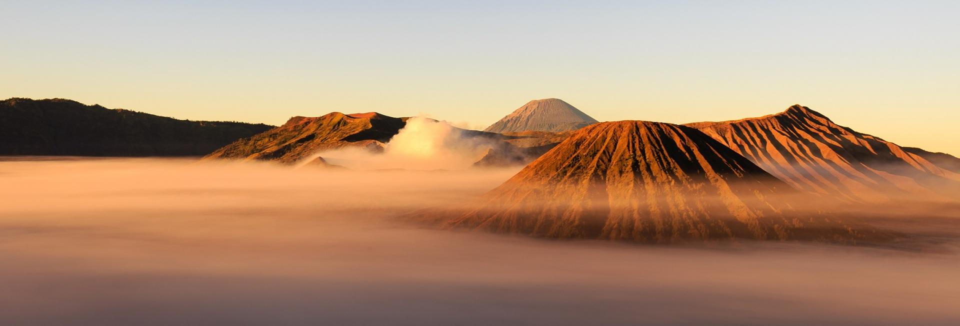 sunrise mount bromo