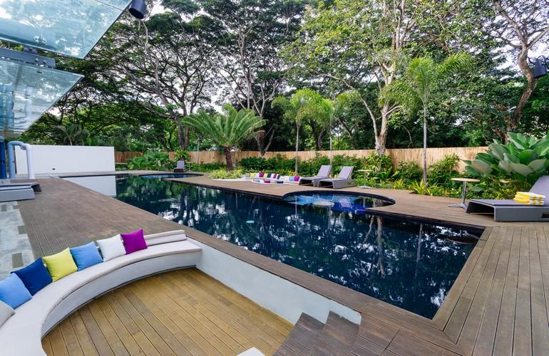 Swimming pool, Canvas Boutique Hotel