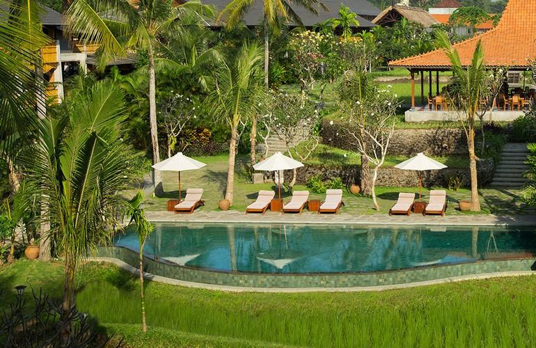Swimming pool, Alaya Resort Ubud