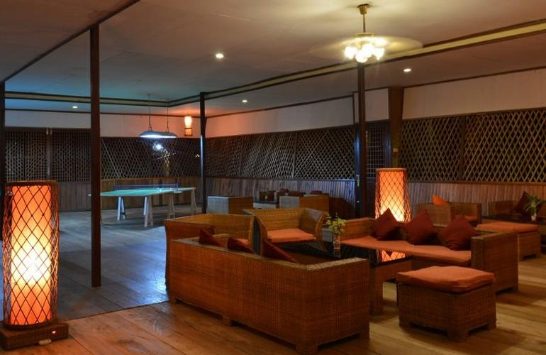 Lounge - Play Room, Rimba Lodge