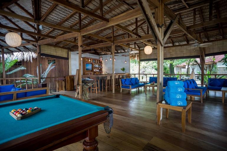 Lounge & Bar, Siladen Resort & Spa