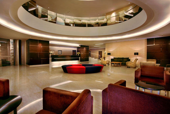 Lobby, Aston Makassar Hotel & Convention Center