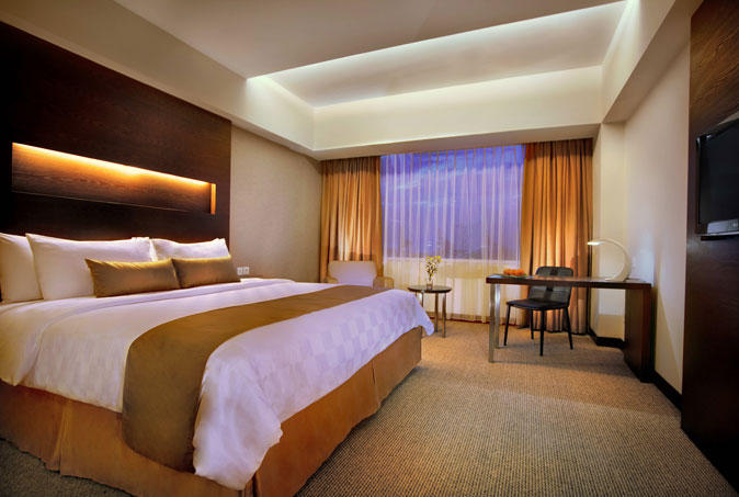 Superior room, Aston Makassar Hotel & Convention Center