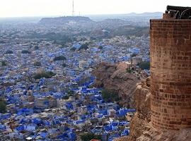 The 'Blue City', Jodhpur