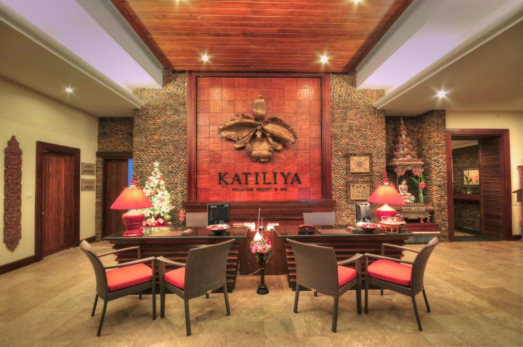 Lobby, Katiliya Mountain Resort & Spa