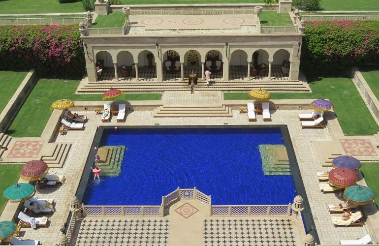 Swimming Pool, Oberoi Amarvilas