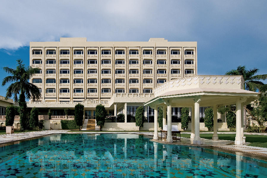 Exterior, The Gateway Hotel, Agra