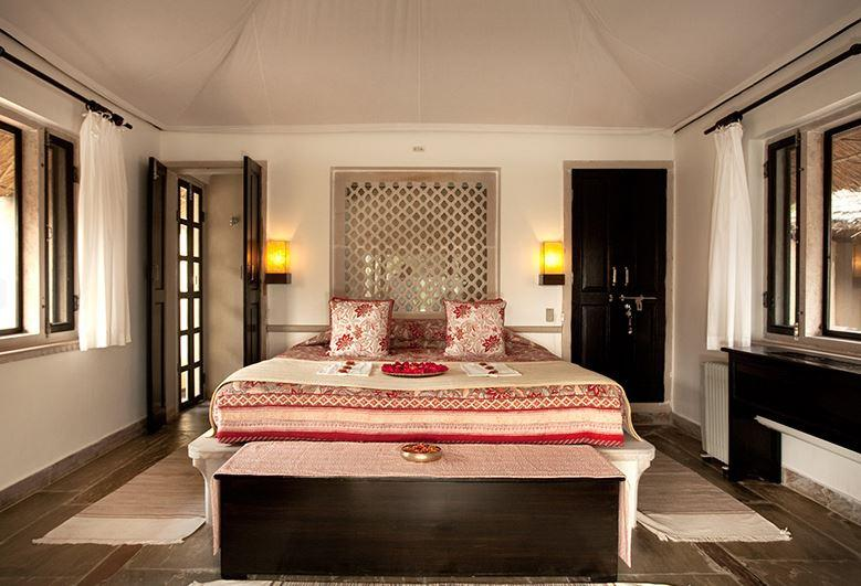 Bedroom, Khem Villas