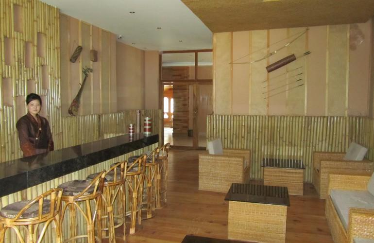 Bar, Udumwara Resort
