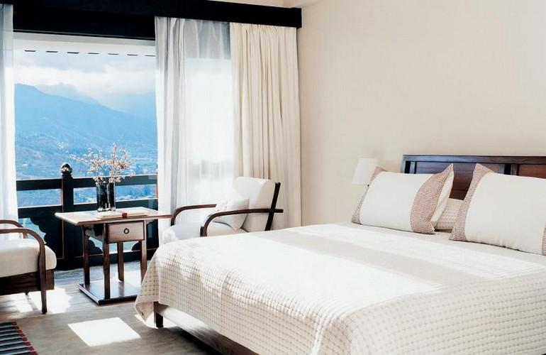 Valley View Room, Uma By COMO, Paro