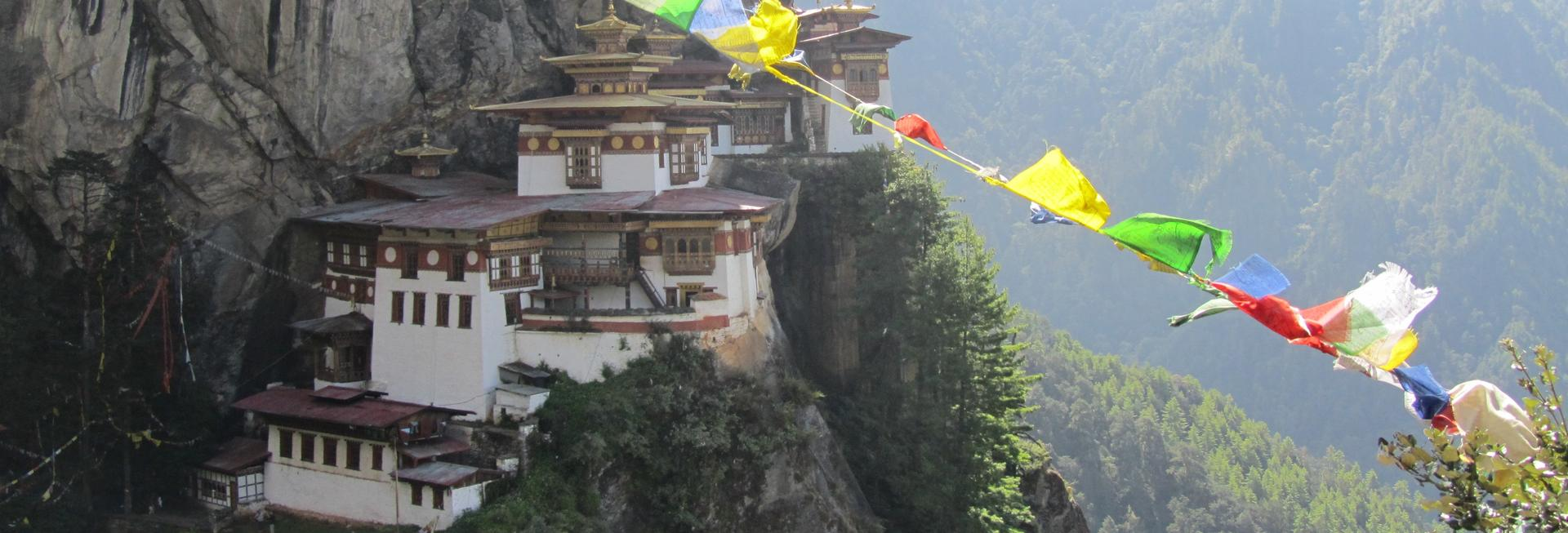 Hiking, Tiger;s Nest Monastery