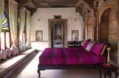 Bedroom, Chanoud Garh