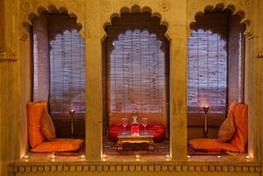 Alcove Dining, Chanoud Garh