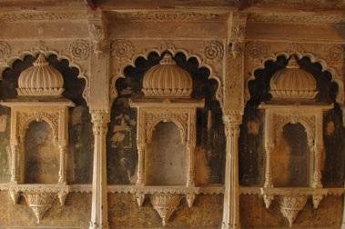 Fresco, Chanoud Garh
