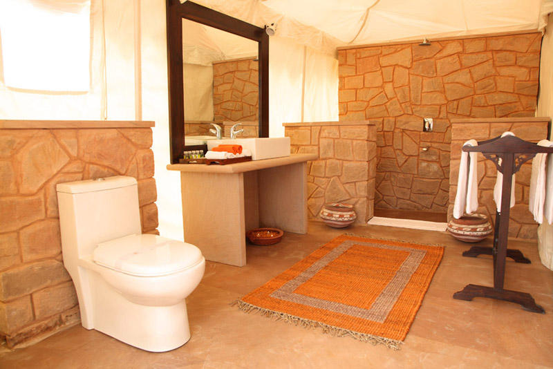 Bathroom, Samsara Desert Camp