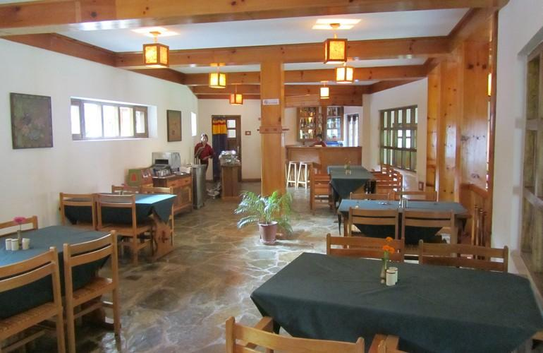 Restaurant, Kichu Resort Wangdue