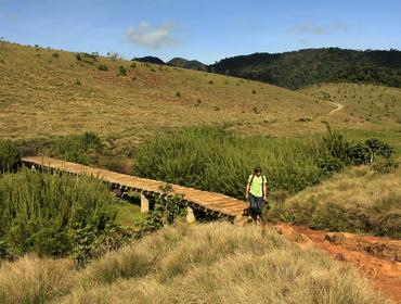 Trekking, Horton Plains National Park