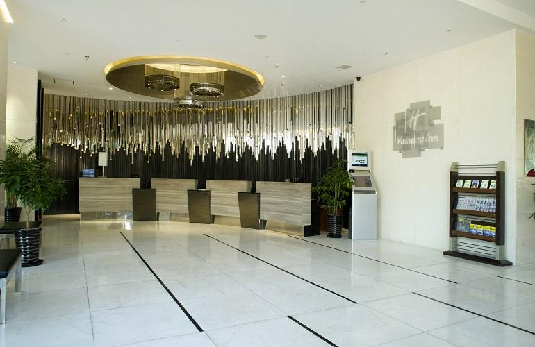 Lobby, Holiday Inn Harbin City Centre