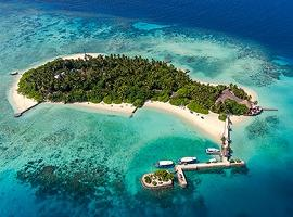 Makunudu Island, The Maldives