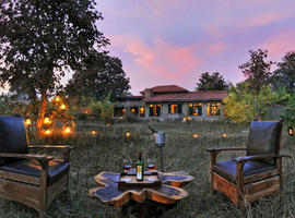 King's Lodge, Bandhavgarh National Park