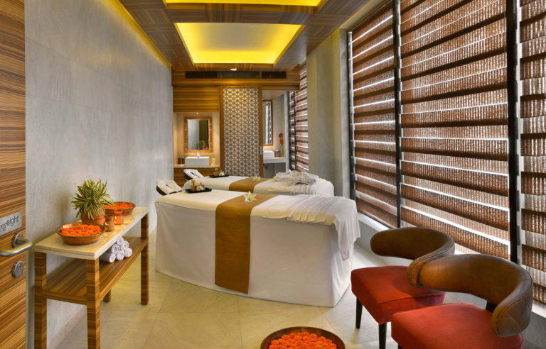 Spa, Lalit Great Eastern