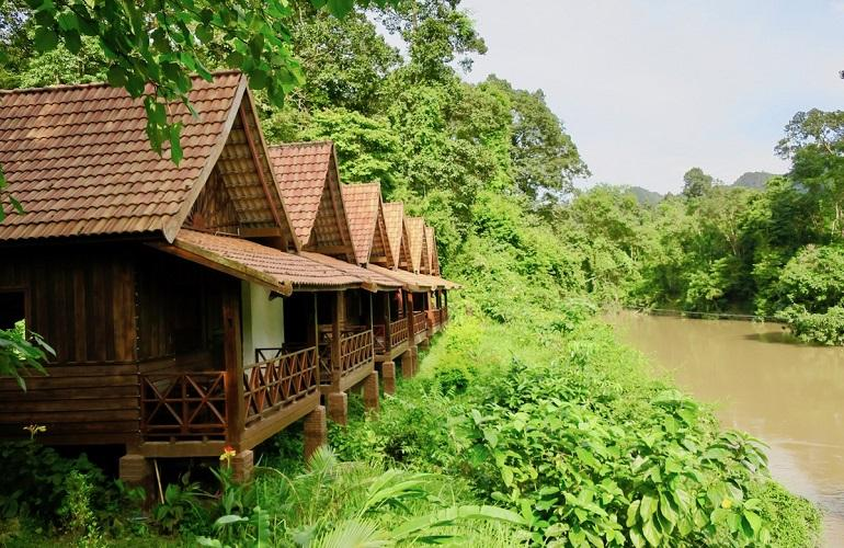 River View Bungalow, Spring River Resort