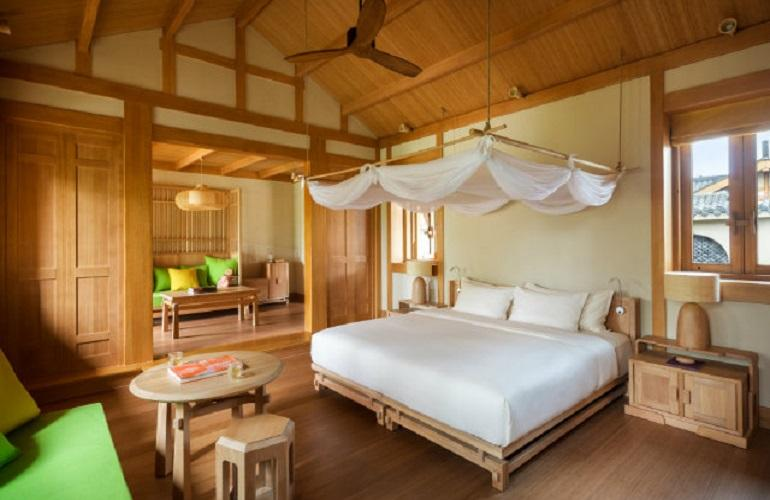 Deluxe Suite, Six Senses Qing Cheng Mountain