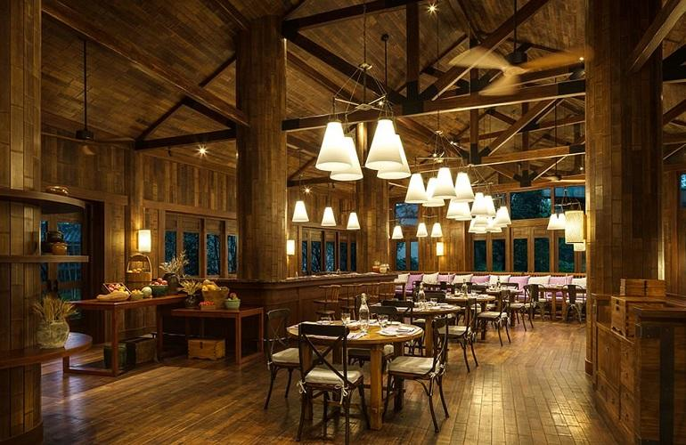 Farm2Fork, Six Senses Qing Cheng Mountain