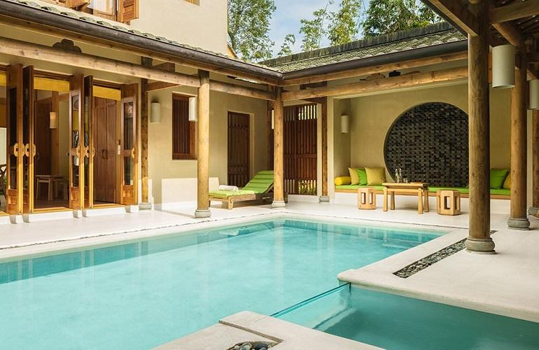 Courtyard Pool Villa, Six Senses Qing Cheng Mountain