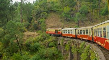 Toy train, Shimla
