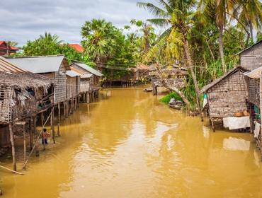 Floating Village, Lake Tonle Sap