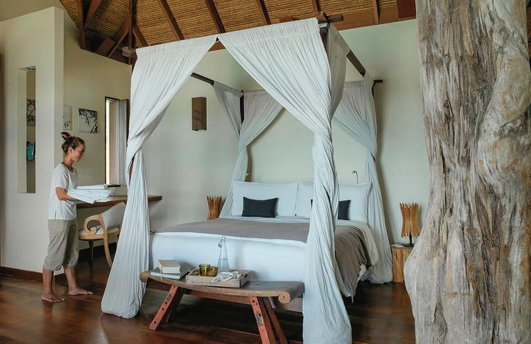 Royal Suite Bedroom, Song Saa Private Island