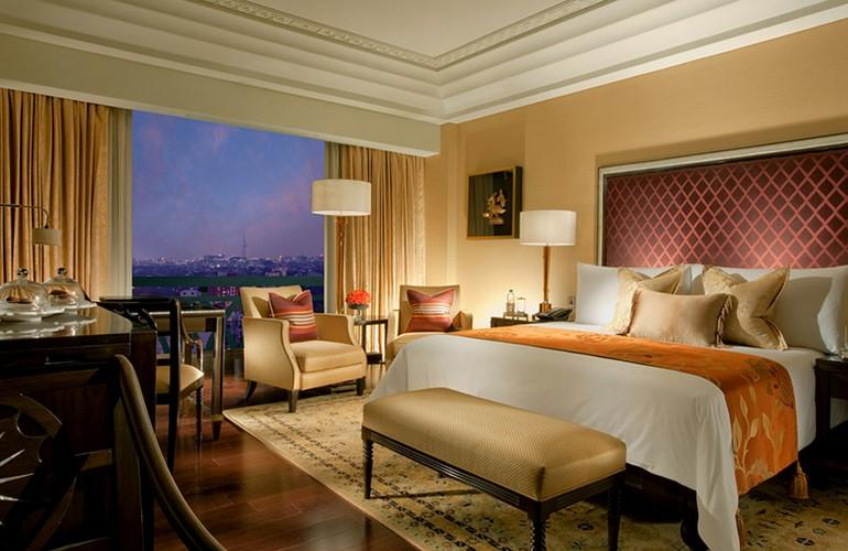 Deluxe City View Room, The Leela Palace
