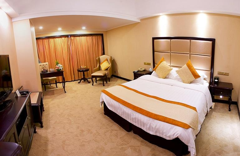 Double Room, Mandarin Garden