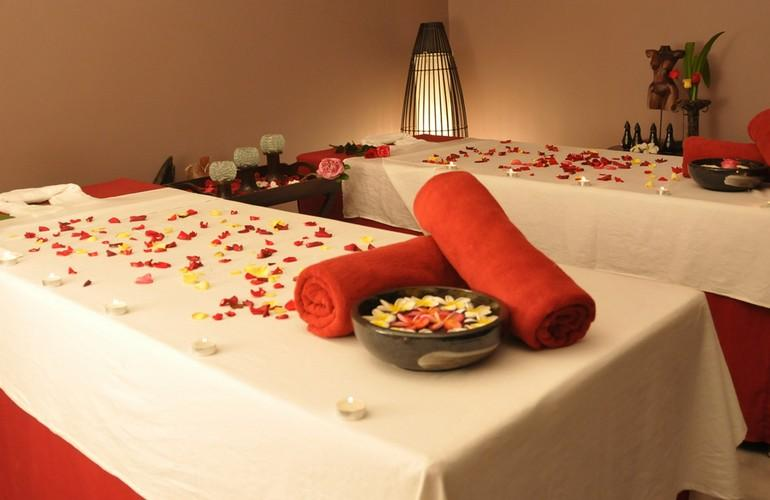 Spa, La Rose Suites