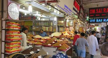 Diving into Old Delhi's Bazaars