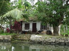 Homestay in the Keralan backwaters