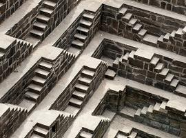 Explore Bundi's stepwells