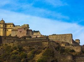 Trekking from Kumbhalgarh to Ranakpur