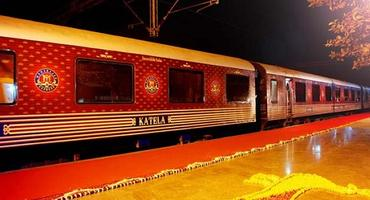 The Maharaja's Express