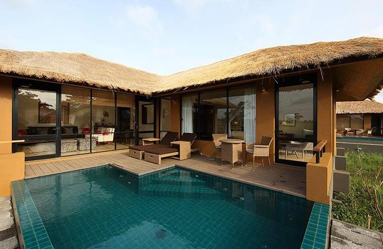 Superior Deluxe Villa With Plunge Pool, Water Garden Sigiriya