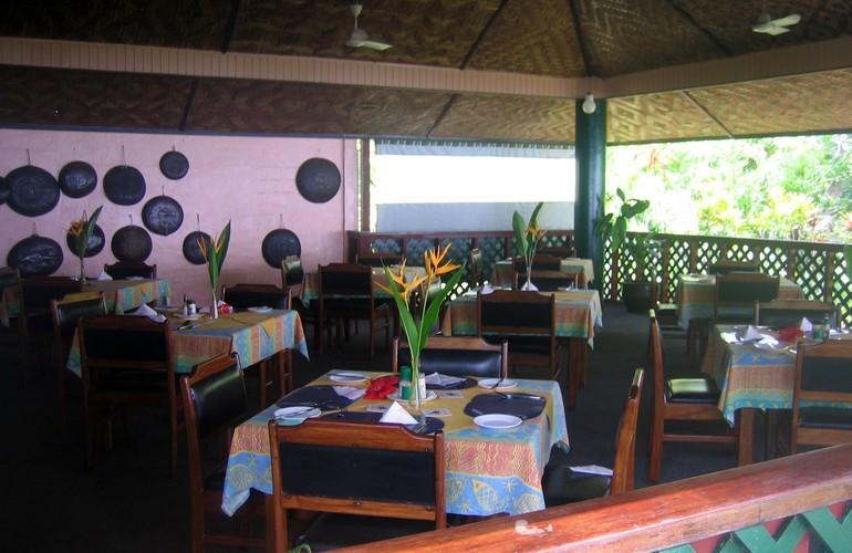 Restaurant, Malolo Plantation Lodge
