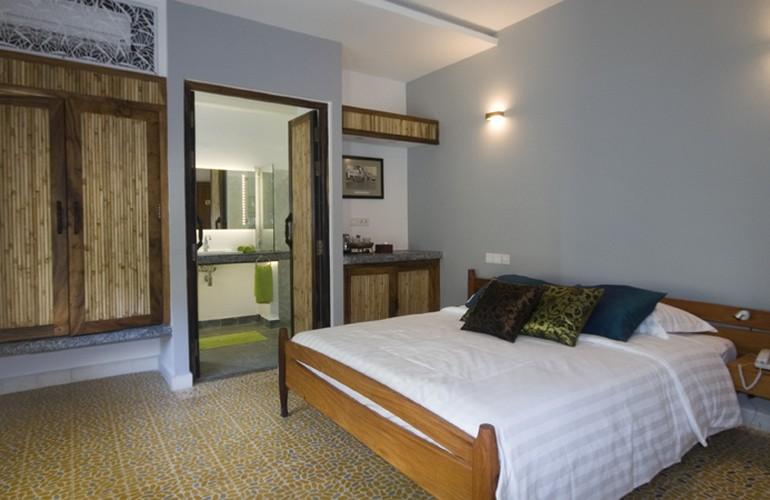 Deluxe room, The Sangkum