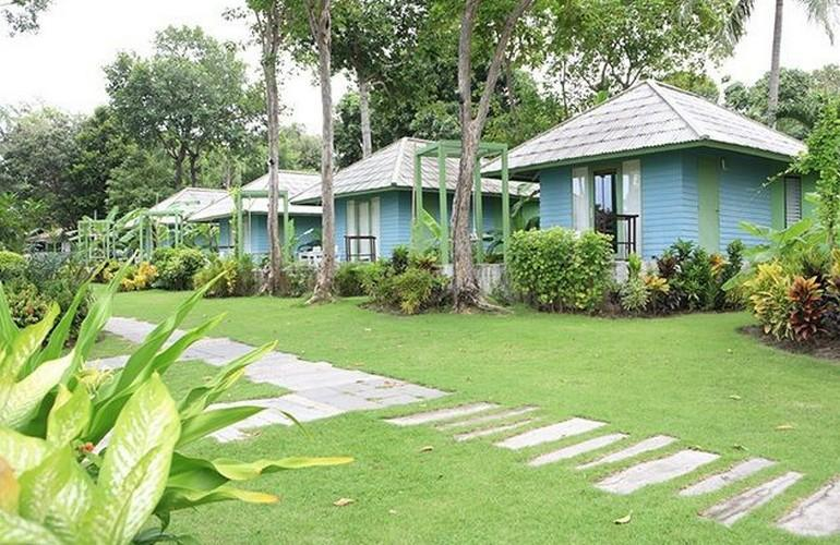 Cottages, Sai Kaew Beach Resort