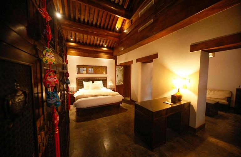 Suite, Shichahai Sandalwood Boutique Hotel