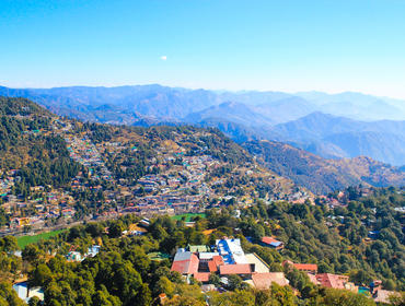 Overview of Nainital