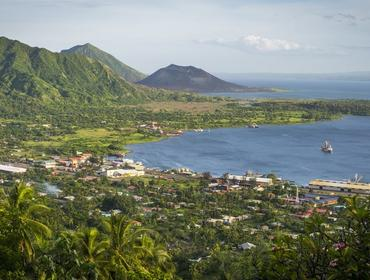 Rabaul, East New Britain