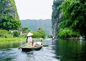 Explore the 'inland Ha Long Bay'
