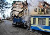 Ride the toy train from Darjeeling to Ghoom
